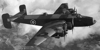Handley Page H.P. 57 Halifax