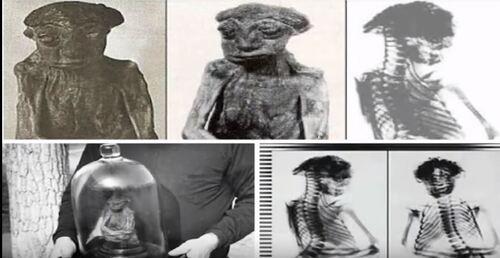 La momie San Pedro
