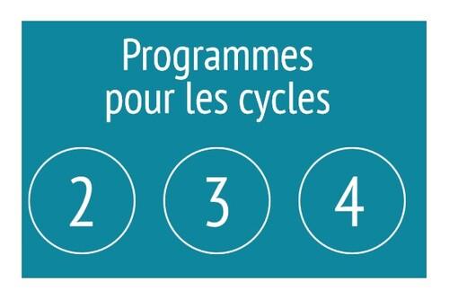 Nouveaux programmes Cycles 2 et 3