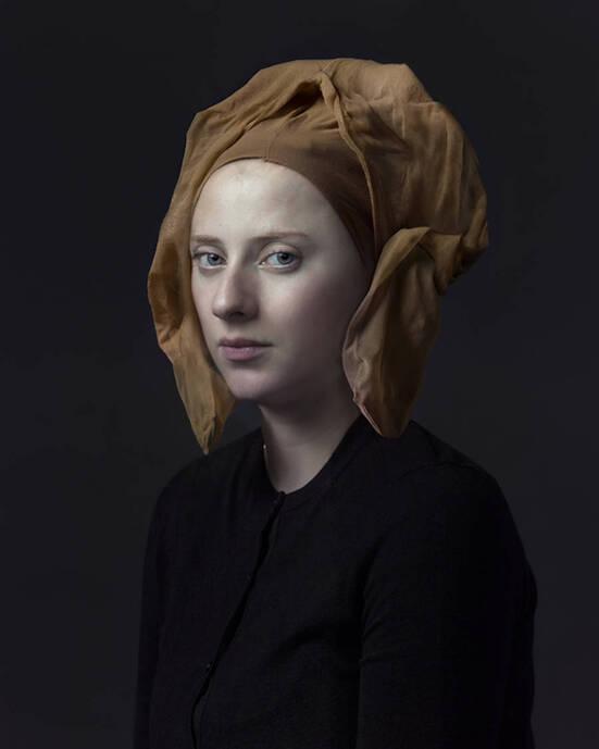 La coiffure inspirante ou l'art du recyclage