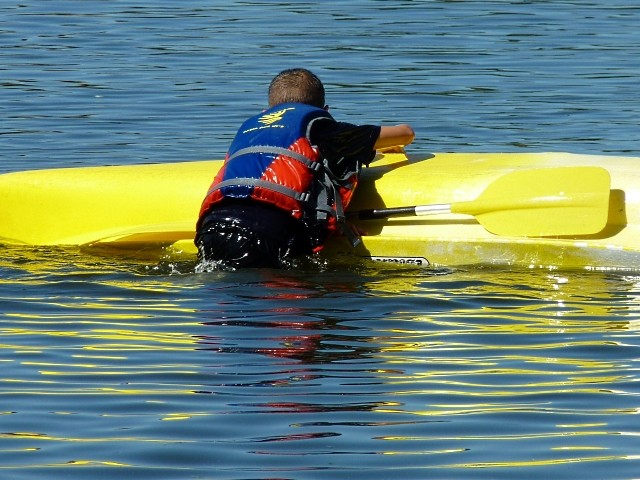 Le kayak à Metz 3 Marc de Metz 2011