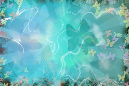 Des fond d'écrans abstraits