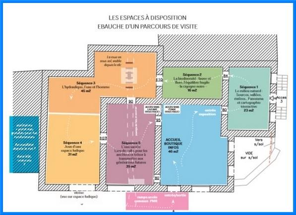 """""""La maison de l'Eau"""", un très beau projet de valorisation de notre Châtillonnais a vu le jour à Aignay le Duc"""