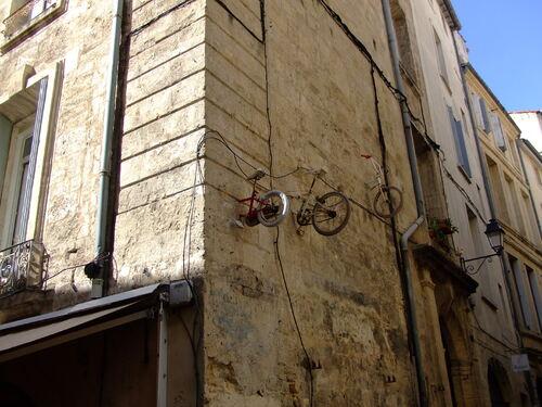 Montpellier: ce que disent les murs