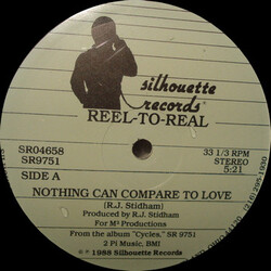 Reel To Real - Nothing Can't Compare To Love