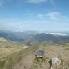 Du pico de Arlas, le pays basque avec La Kartxela et le pic d\'Orhy