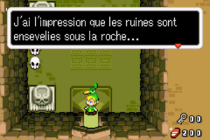 The Minish Cap - Chapitre 8 -  Forteresse du Vent