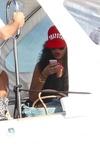 Rihanna en Italie