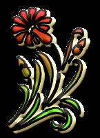 fleurs or et couleurs