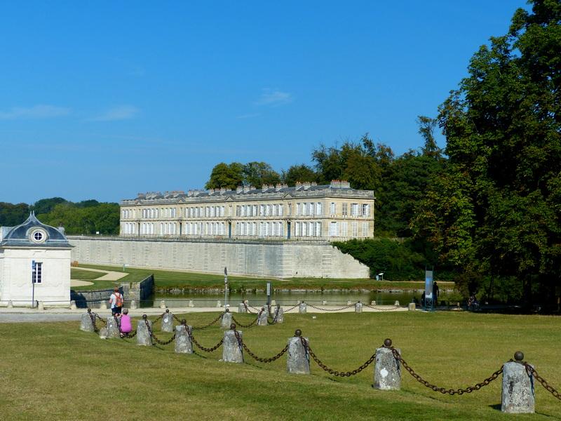 Le Châteaux de Chantilly