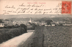 LES REMPARTS DE PACY-SUR-EURE (Eure)
