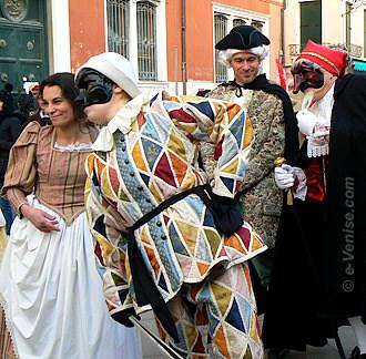 La Fête des Maries à Venise