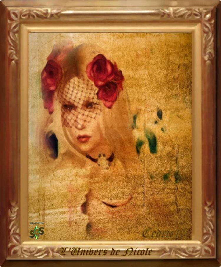 TS4 Painting:  Laure de Noves