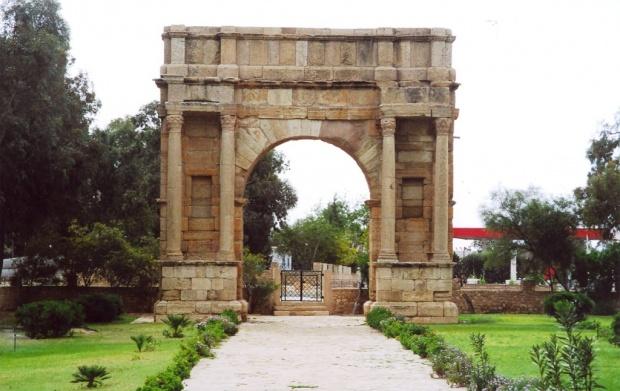 Arc de Dioclétien
