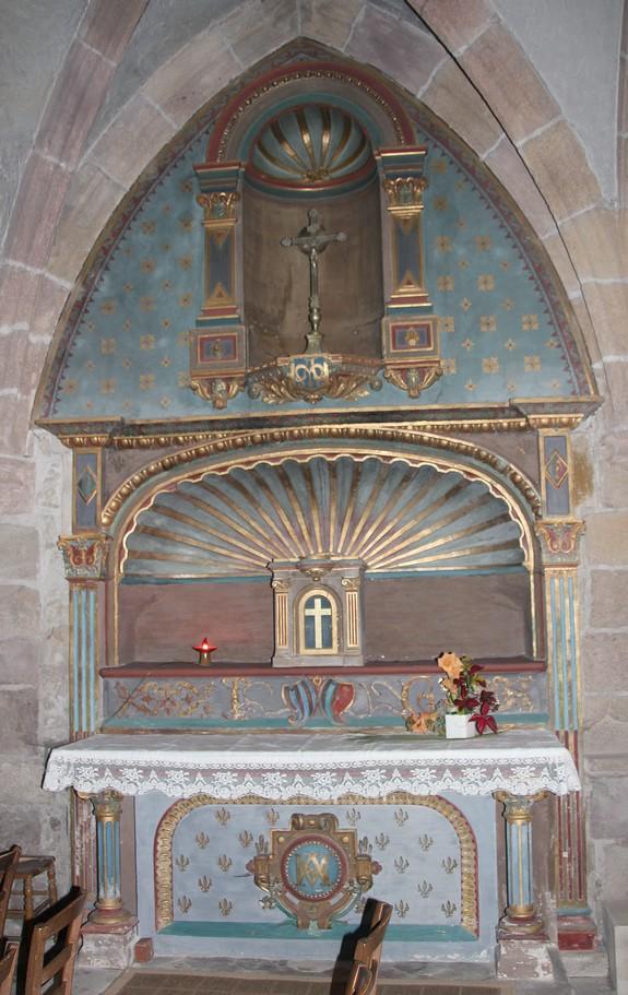 église saint Vincent (Neuvy)