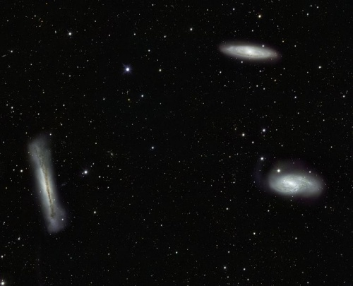 L'univers et galaxies