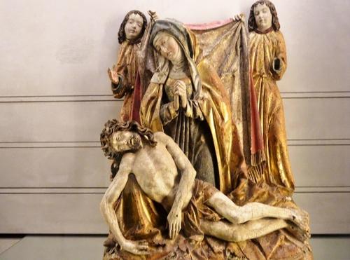 Quelques oeuvres du musée des Beaux Arts de Lyon (photos)