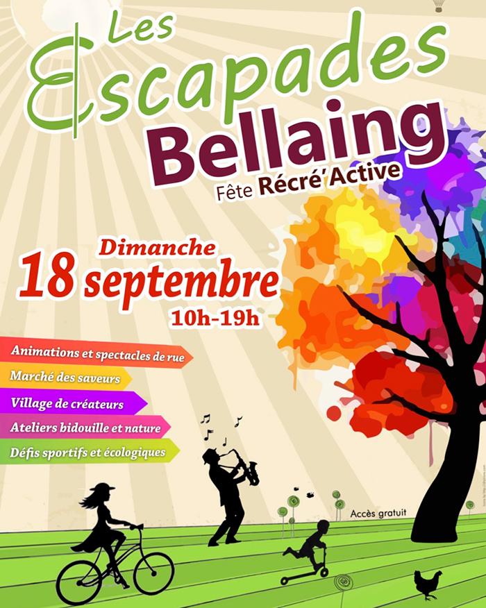 Les Escapades, à Bellaing