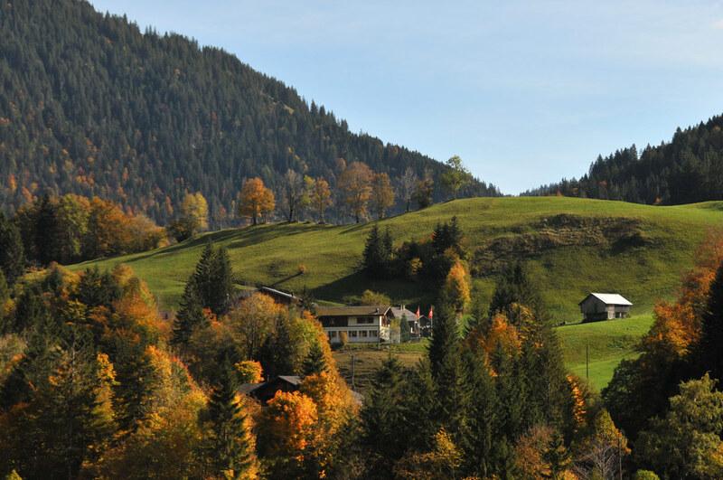 Chalets suisses