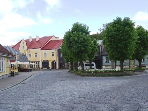 Promenade dans Haapsalu, en Estonie, la Venise de la Baltique (photos)
