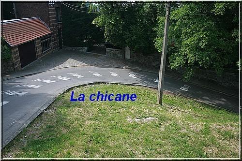 LA CHICANE