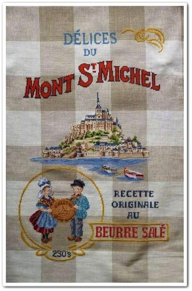 Mont St Michel  - 18