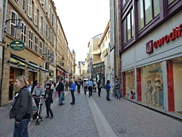 Ville de Metz 6 mars 2010
