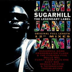 V.A. - Jam! Jam! Jam! - Sugarhill The Legendary Label - Complete CD