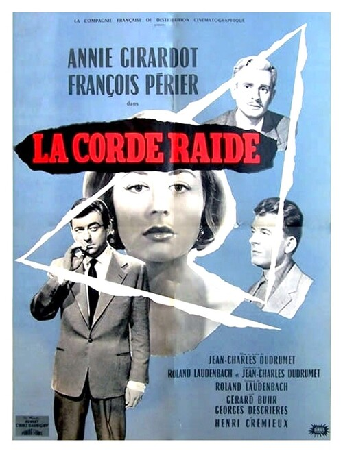 LA CORDE RAIDE - BOX OFFICE ANNIE GIRARDOT 1960
