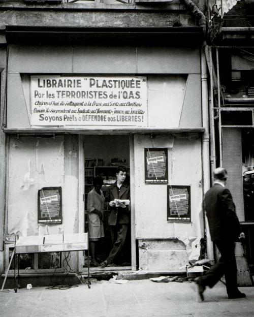 L'OAS plastic à Paris