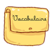 CE1_vocabulaire