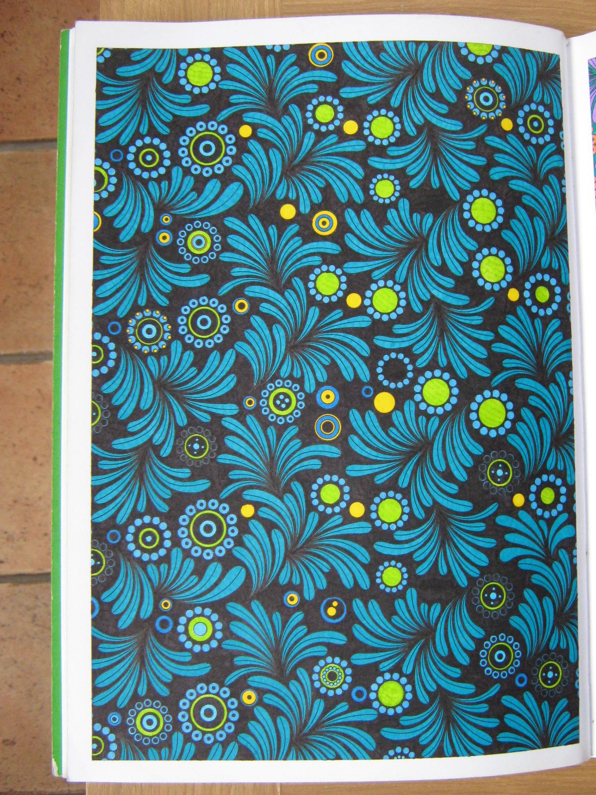 Coloriage Anti Stress Celtique.Hachette Art Therapie Celtique Phaenia Gribouille