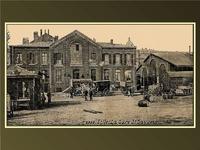 la gare Saint-Sauveur