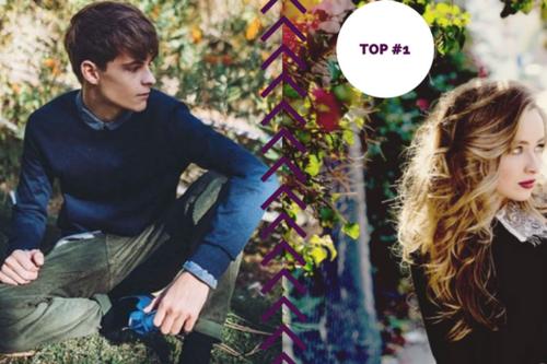 Top #1 : Mon top des plus belles filles et des plus beaux mecs
