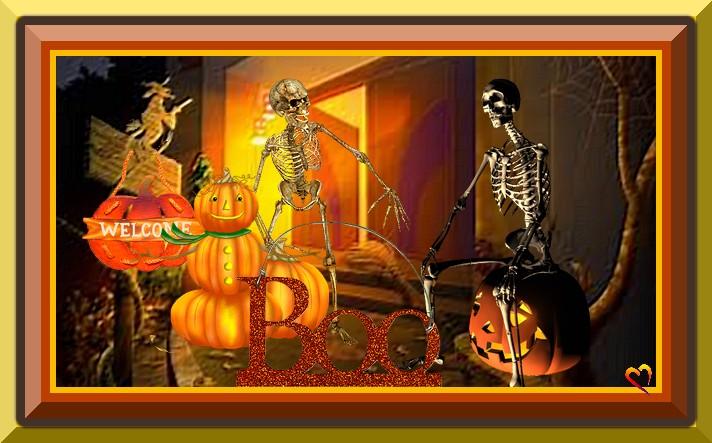 Joyeux nuit d'Halloween