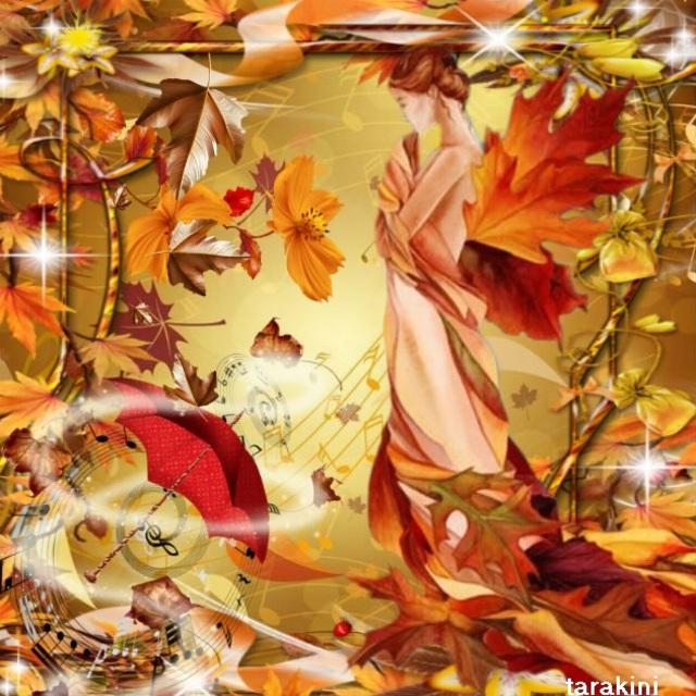 """Défi """"Le miracle de l'automne"""" d' Arlette"""