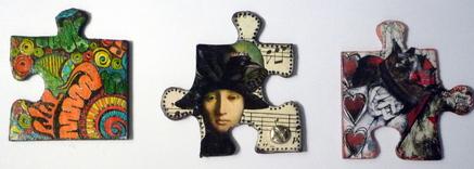 Les puzzles sur Incartades