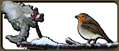Résultat d'images pour Gifs barre de séparation hiver