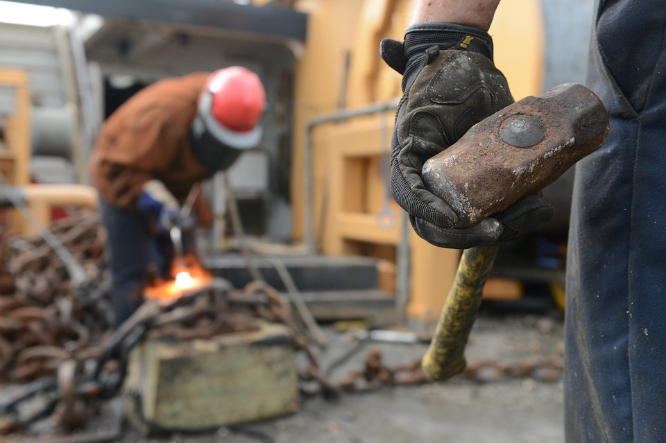 Travail, Travailleurs, La Construction, Militaire