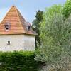 ST BEAUZEIL Avril 2016 Pigeonnier au Chateau de l'HOSTE