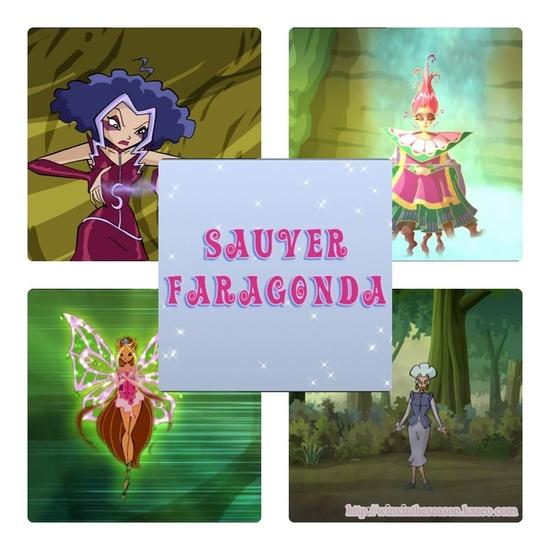 Episode 12 - Sauver Faragonda