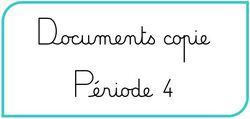 Documents pour travailler la copie en P4