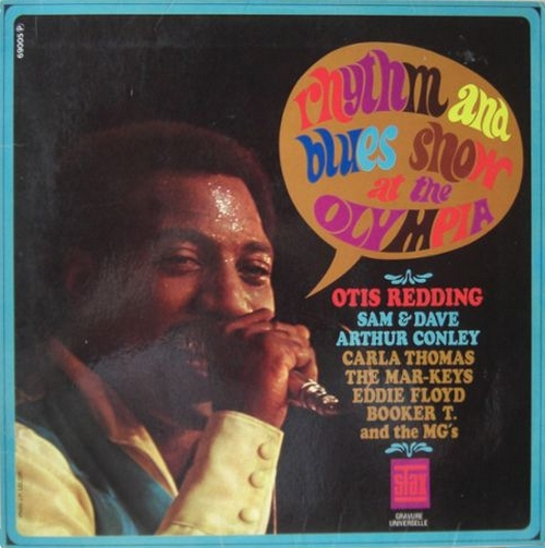 "Série "" Rhythm And Blues Show At The Olympia "" Stax Records 69005 [ FR ]"