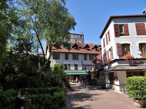 Promenade dans Annecy (photos)