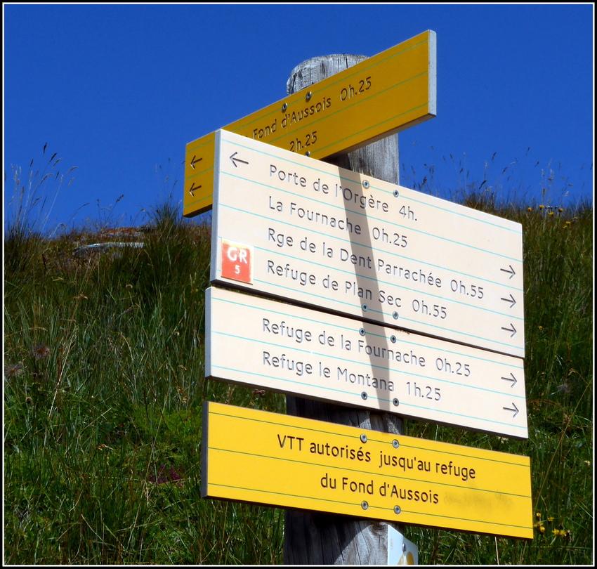 Petit retour en arrière...en 2016, en Haute-Maurienne.