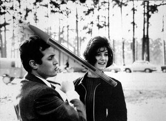 Session Avril 1965 Le tailleur en daim