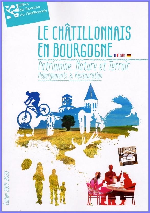 Présentation des activités de l'Office de Tourisme du Pays Châtillonnais