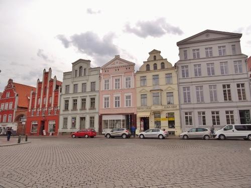 Wismar en Allemagne (photos)