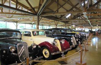 Manoir de l'Automobile et des vieux métiers de Lohéac