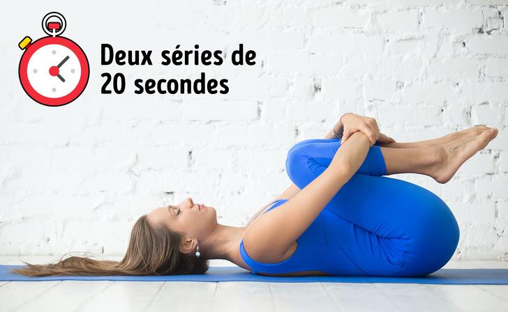 Ces exercices efficaces soulagent lemal dedos enpeu detemps !